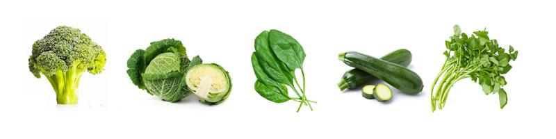 Meilleurs aliments Lutéine - Zéaxanthine