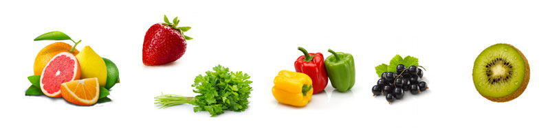 Meilleurs aliments Vitamines C