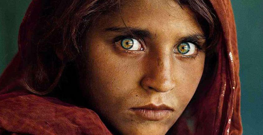10 personnes avec les plus beaux yeux du monde