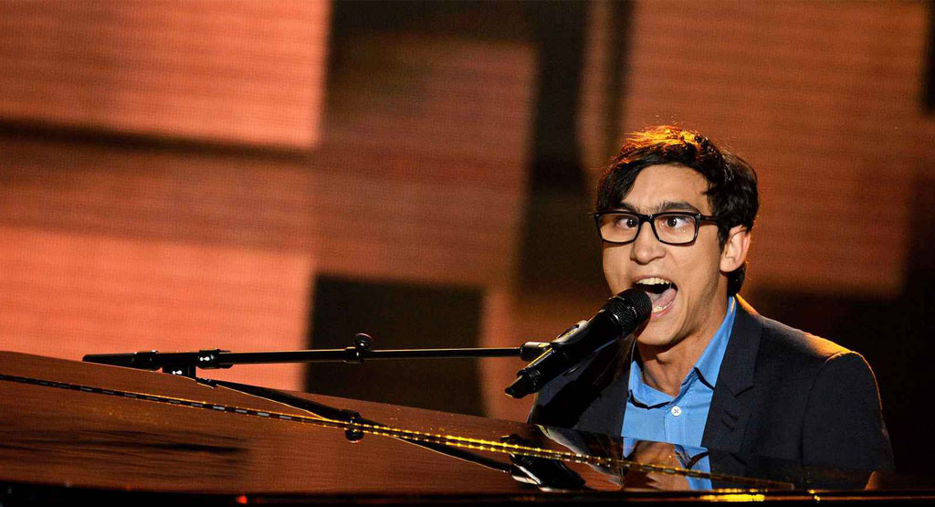 The Voice : Vincent Vinel, pianiste malvoyant déchaîne les passions !