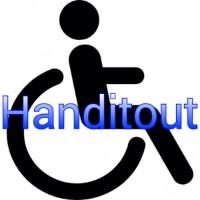 Logo Handitout Icon